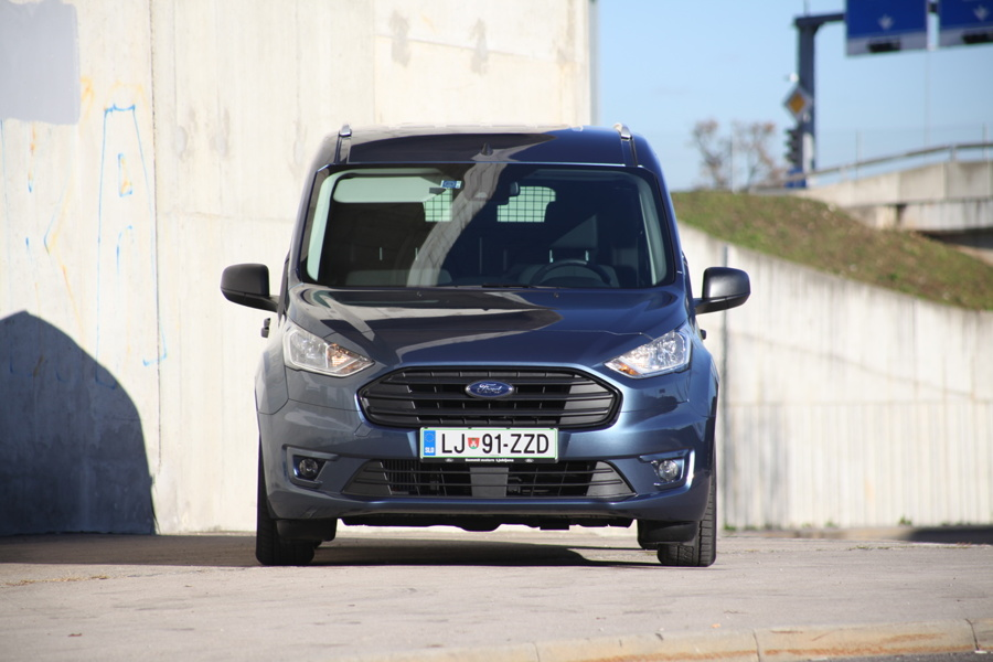 TEST: Ford Transit Connect