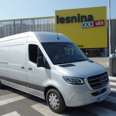TEST: Mercedes-Benz Sprinter
