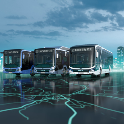 Lion's City z nagrado BEST OF mobility 2019