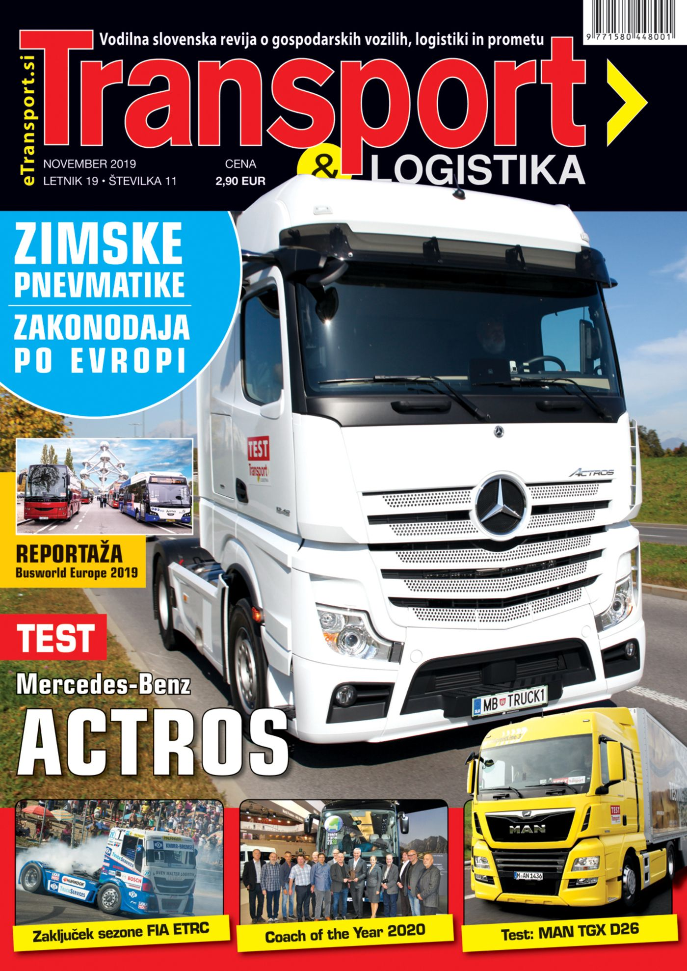 Transport & Logistika november 2019