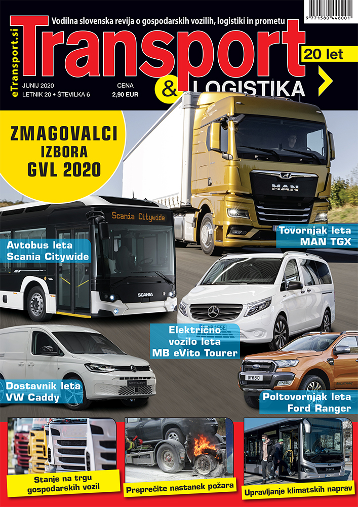 Transport & Logistika Junij 2020